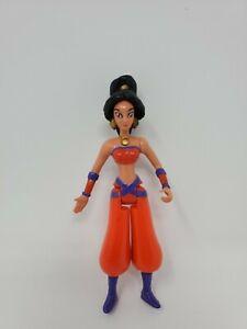 Disney-Aladdin-Slave-Princess-Jasmine-Action-Figure-1993-Mattel-RARE