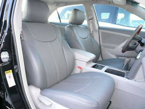 Image Is Loading Toyota Camry 2007 2011 Clazzio Custom Fit Synthetic