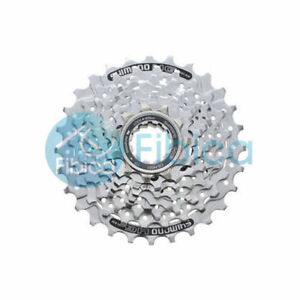 Details about New Shimano CS-HG51-8-speed Mountain Cassette for Deore  Alivio Acera 32t