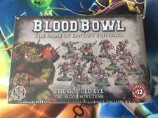 The Gouged Eye Orc Team GAW 200-15 Warhammer Blood Bowl