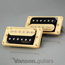NEW Wilkinson 'HOT' ZEBRA Humbucker Pickup SET for Gibson, Epiphone ®* MWHZ IV