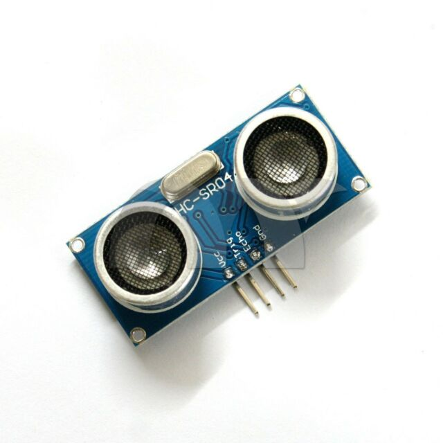 HC-SR04 Ultrasonic Distance Measuring Transducer Sensor Module for Arduino