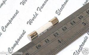 250V 6.3x32mm Sand-Filled Fuse SA 0034.1011 12.5A FF SCHURTER 12,5A 1pcs