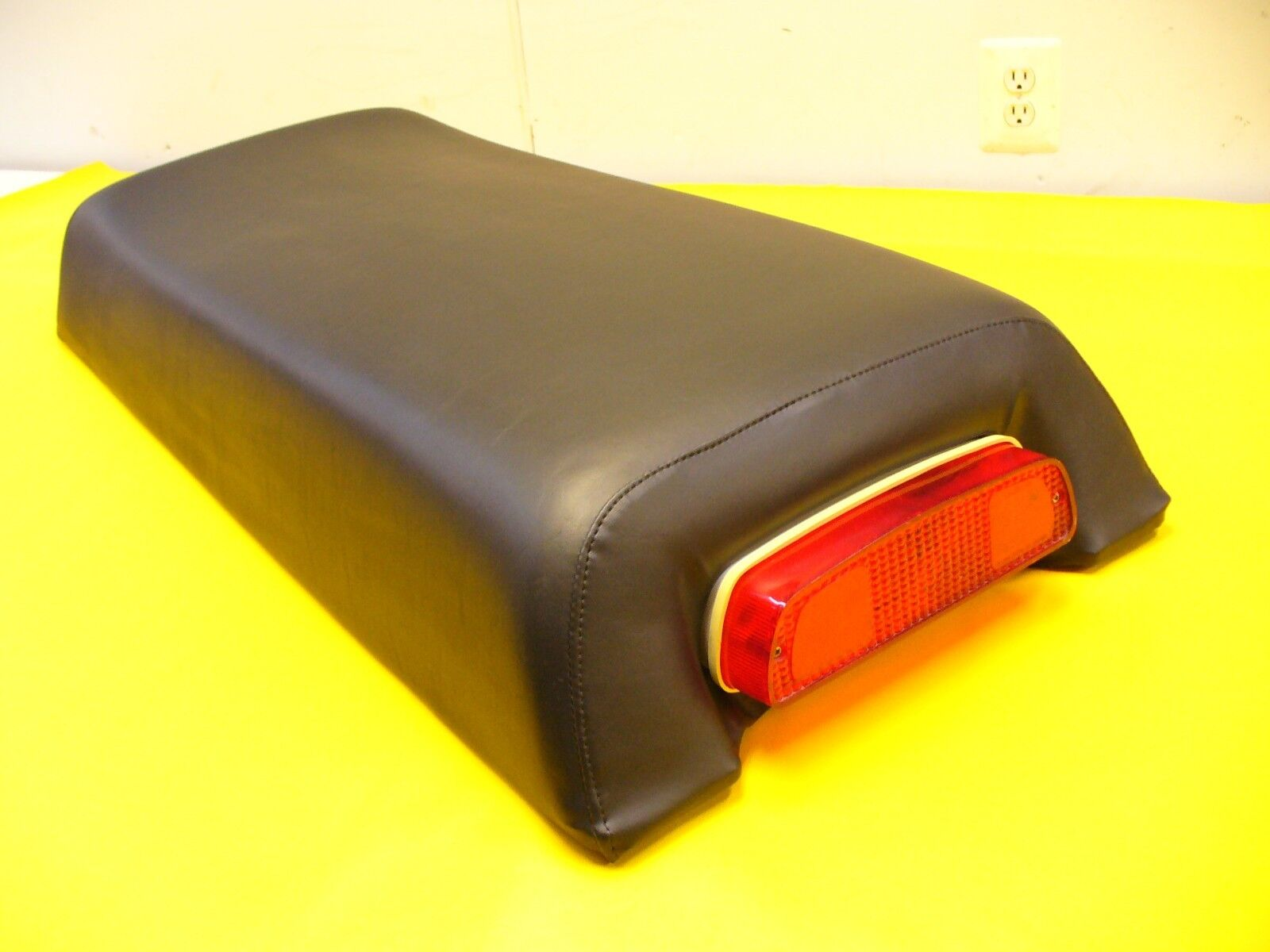 1975 MOTO SKI SONIC TS SNOWMOBILE   SEAT COVER   NEW  here has the latest