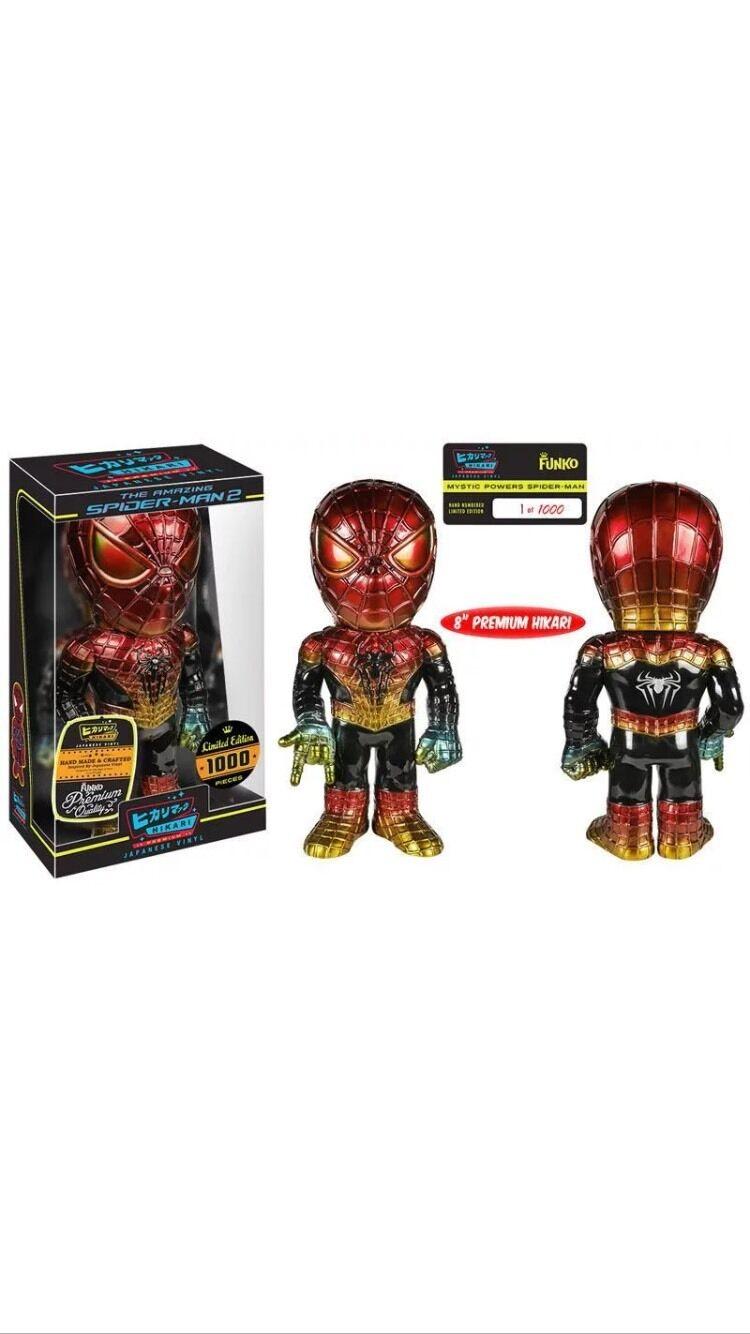 Hikari  Marvel  Mystic poderes Spiderman Ltd Editon de 1000 vendedor Reino Unido