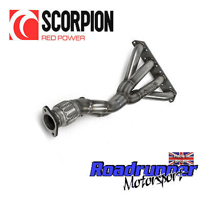 Only Fits To Scorpion Manifold Scorpion Mini Cooper S De-cat R53 R52 Exhaust