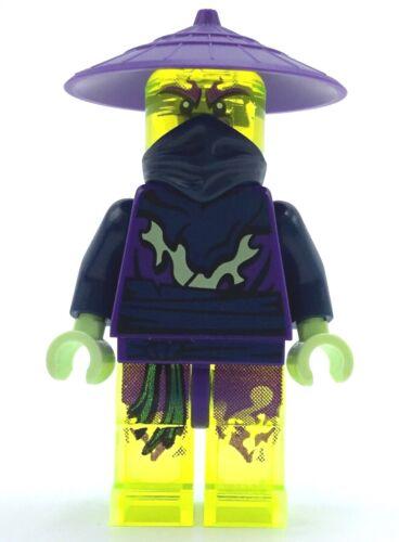 Cyrus Minifigure Pyrrhus NEW LEGO NINJAGO Ghost Warrior Cowler