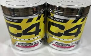 2X-Cellucor-C4-Original-Watermelon-60-Servings-each-HARD-SOLID-READ-NO-REFUND