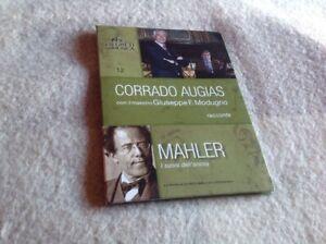 Corrado-Augias-Mahler-I-Segreti-Della-Musica-DVD-I-Suoni-Dell-039-anima