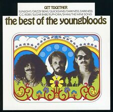 Best Of The Youngbloods  (1970) by The Youngbloods (60's) (CD, RCA)
