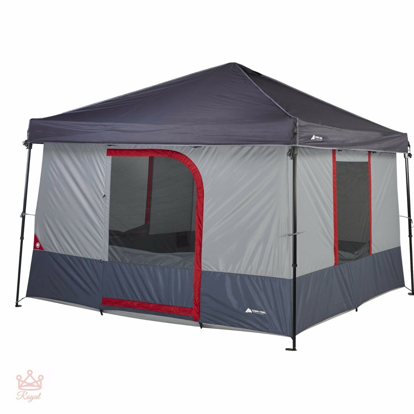 Ozark Trail Canopy Camping Shelter Outdoor Shade Portable Beach Sun Waterproof