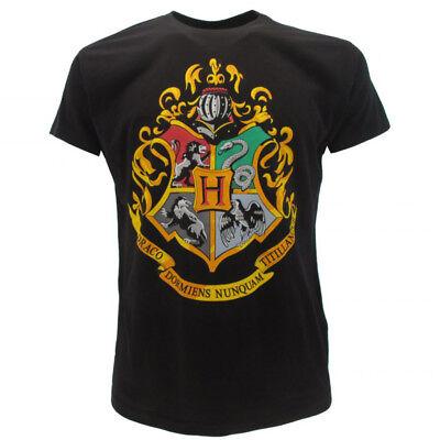 M T-shirt Originale Harry Potter Binario 9 e 3//4 Hogwarts Prodotto Ufficiale