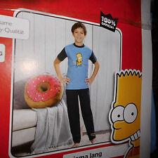 Schlafanzug  The Simpsons   ++   super  +Gr  134 / 140    Frühling Sommer