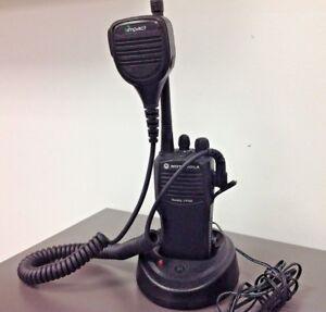Motorola CP200 VHF 16 Channel