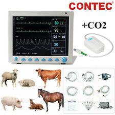 Ce Veterinary Vital Signs Patient Monitor Ecg Nibp Spo2 Resp Temp Co2 Capnograph