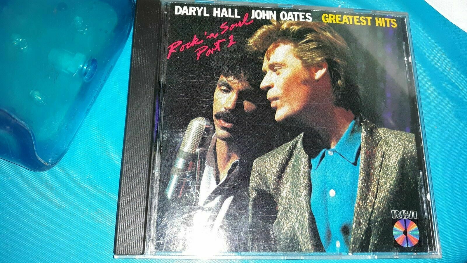 Rock N Soul Pt 1 Greatest Hits By Daryl Hall John Oates Cd Oct 1990 Rca