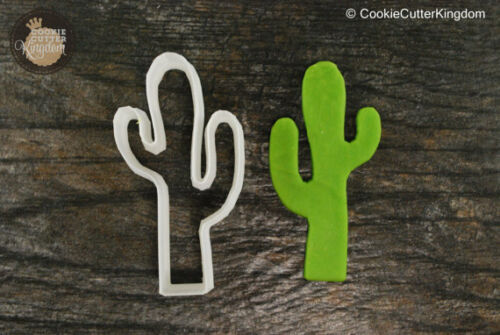 Desert Cactus Nature Cookie Cutter, 3D Printed