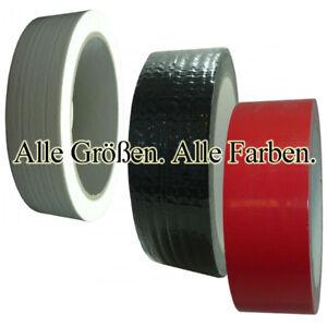 Gewebeband-Panzerband-Reparaturklebeband-Ducttape-Steinband-Panzertape-Band-Alle