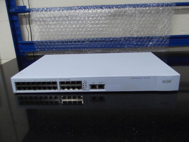 3com Ss3 Interrupteur 4226t 24-ports Plus 2 10/100/10 3c17300