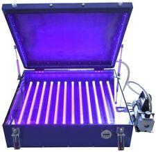 Techtongda 110v Led Screen Printing Vacuum Uv Exposure Unit 1822