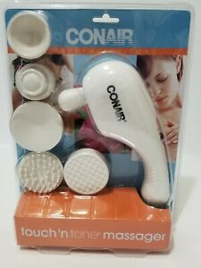 Conair-Touch-N-039-Tone-Massager-With-5-Attachments