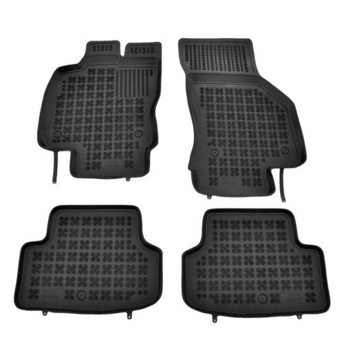 4 TAPIS CAOUTCHOUC SEAT LEON 3 5F A PARTIR 09//2012 3D TPE SUR MESURE