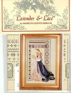 Lavender-amp-Lace-Counted-Cross-Stitch-Pattern-Chart-CELTIC-SPRING-Sale-50