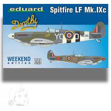 Eduard Models 1/48 Spitfire LF MK IXc Aircraft (wkd Edition Plastic Kit Edu84151