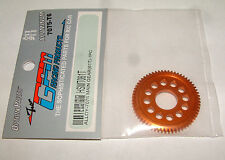 MINI-T LATE MODEL 61 TOOTH GPM ALLOY SPUR GEAR ORANGE HSMT061T