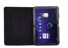 NEW Genuine Leather Case Folio Cover for Motorola Xoom