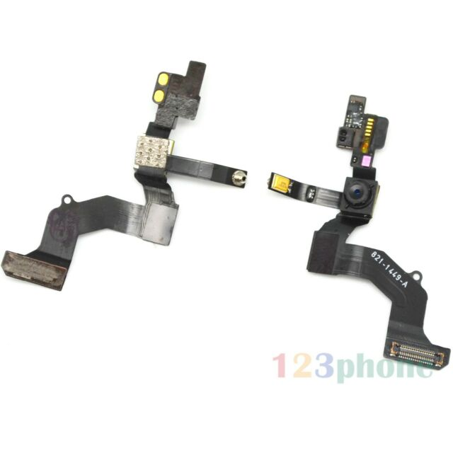 FRONT FACING SMALL CAMERA + LIGHT SENSOR PROXIMITY FLEX CABLE FOR IPHONE 5 #F425