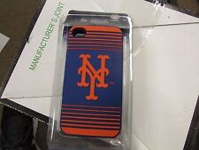 MLB NY Mets iPhone 4 / 4s SOFT Case 3-D Protector by Forever Collectibles