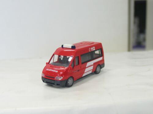 ww1104 etc Policía-bomberos-RTW-luz azul vehículos gangas prestigio!!