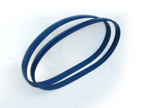 "2 BLUE MAX SUPER DUTY URETHANE BAND SAW TIRE SET FOR 20/"" DELTA 28-355"