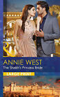The Sheikh's Princess Bride by Annie West (Hardback, 2015)