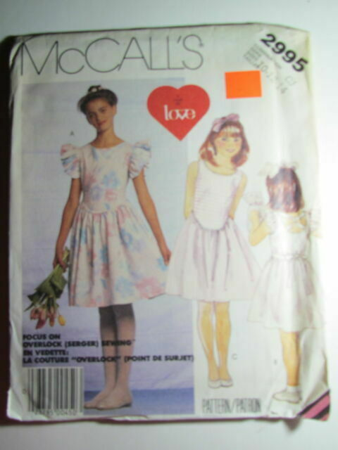 Mccall S Crafts Sewing Pattern Retro Kewpie 14 Doll Clothes 2995 For Sale Online Ebay
