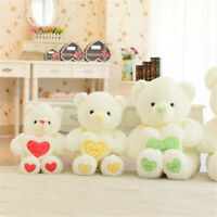 Large Big Giant Cute Cuddle Teddy Bear Love Heart Plush Dolls Stuffed Toy Gift