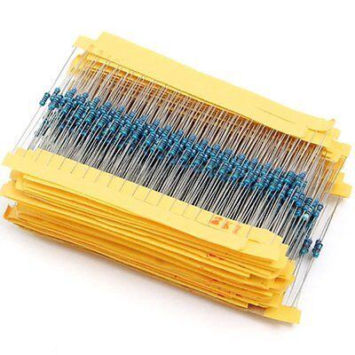 5.6 ohm 1//4W 0.25W 1/% Metal Film Resistor 50pcs//200pc//500pc//1000pcs