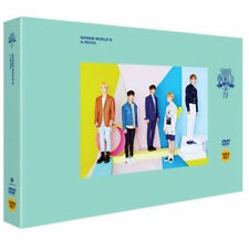 [SHINee WORLD IV in SEOUL] 4th Concert DVD+Photocard Book+Mouse pad NEW Sealed