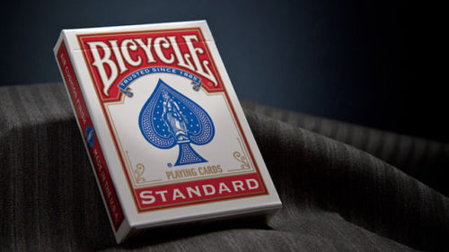 2 x Bicycle decks red /& blue Worlds Number One Poker Playing Cards USA