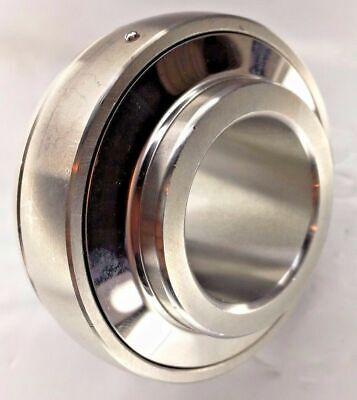 """NEW SB202-10G Greaseable Relube 5//8/"""" Set Screw Spherical OD Insert Bearing"""