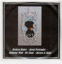 (GI191) Phantom, Broken Bones / Great Pretender etc - DJ CD