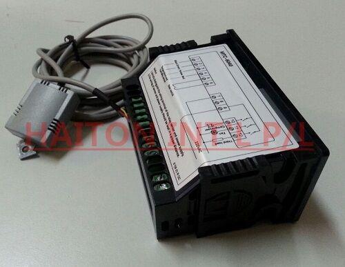 Elitech MTC-6040 Temperature Humidity Controller Thermostat 40℃~ 50℃