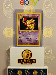 Kadabra-Shadowless-32-102-1st-Edition-LP-Played-Base-Set-Non-Holo-Pokemon-Card