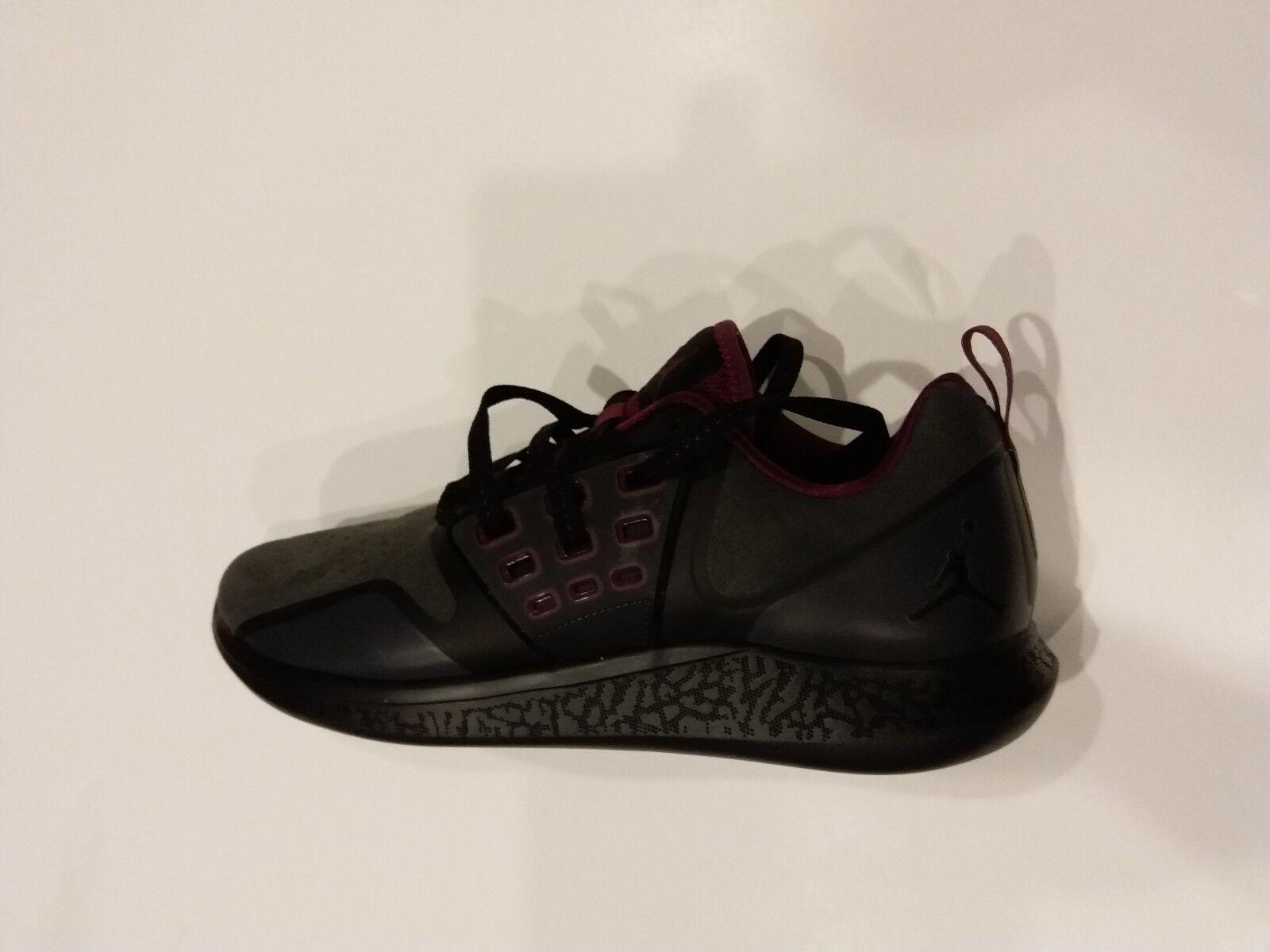 NIKE AIR JORDAN LUNAR GRIND Uomo 12 nero nero nero Training scarpe NEW AA4302-017 9ba527