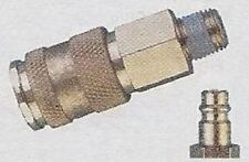 "Quick Release Coupler 1/4""bspt Male Rectus 25KA Series CEJN 320"