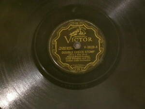 DUKE-ELLINGTON-Double-Check-Stomp-Jazz-Lips-Victor-38129-10-034-78-rpm