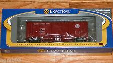 EXACTRAIL EPS-90057-3 PLATINUM SERIES M-53 WAGONTOP BOXCAR BALTIMORE & OHIO B&O