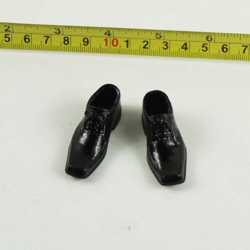 T49-52 1//6th Scale Action Figure Black Shoes