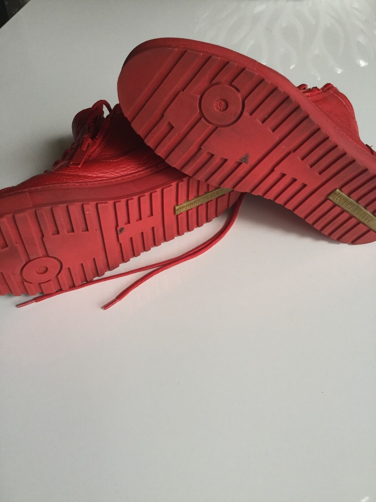 High Turnschuhe Chucks von der Marke Antony Antony Antony Morato Farbe Rot 788c4e